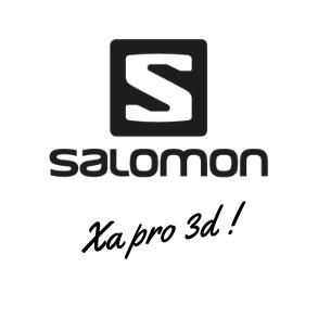 Salomon Xa Pro 3D